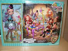 NEW Ever After High Hat-Tastic Madeline Hatter Doll and Party Display