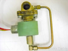 """Used Asco Red-Hat 1/2"""" NPT Solenoid Valve, Up to 250 PSI, 8210G12"""