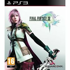 Final Fantasy 13 XIII Mint Condition PS3 Square Enix RPG