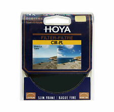 New HOYA 77mm  Slim CPL Circular Polarizing / Polarizer CIR-PL Lens Filter #