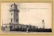 Cpa Le Havre - les phares de la Hève tp0195