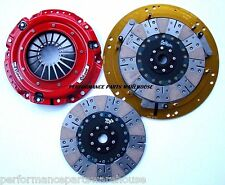 McLEOD RXT 1200-HP TWIN DISC CLUTCH 10-14 MUSTANG SHELBY