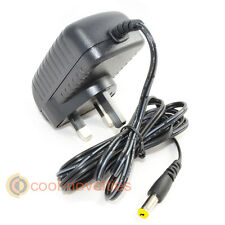 SEGA MEGA DRIVE 2, GENESIS 2, 32X & NOMAD NEW UK MAINS POWER SUPPLY PSU ADAPTER