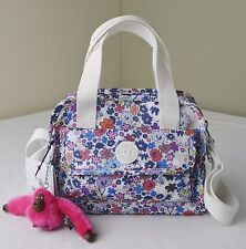 Kipling HB6785 Glorious Traveler Floral Star Small Handbag Crossbody