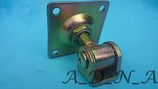 ADJUSTABLE GATE HINGE / ANTI THEFT/ HOOK ON SQUARE PLATE/ WELD ON/ SCREW IN/ M16