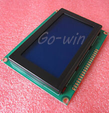 ST7920 128x64 Graphic LCD Display Module Blue Backlight 128x64 Dots 5V