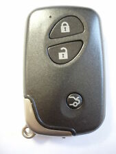 REPLACEMENT 3 BUTTON FOB CASE FOR LEXUS IS 200d 250 220d 300H F REMOTE KEY FOB