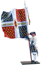 W Britain 47043 - Compagnies franches de la Marine Color, 1754-1760 - Glossy