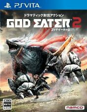 God Eater 2 *PS Vita* PSV Sony Japan import Region Free! Playstation Blue Label