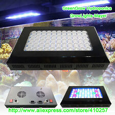 Dimmable Led coral reef tank light 165W Led aquarium light marine light hotsale
