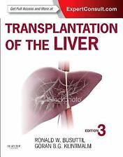 NEW - Transplantation of the Liver: Expert Consult - Online and Print, 3e