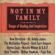Audio CD Not In My Family: Songs Of Healing And Inspiration - Various - Free Shi