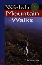 Welsh Mountain Walks by Dafydd Andrews (Paperback, 2000)