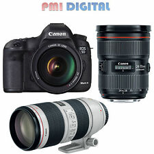 Canon 5D Mark III Body + Canon 24-70 2.8L II + Canon 70-200 2.8L II  2  Zoom Kit