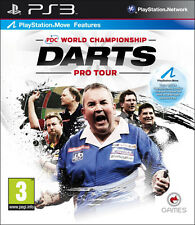 PDC World Championship Dardos: Pro Tour ~ Ps3 (en Perfectas Condiciones)