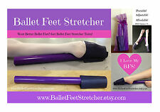 Ballet Feet Stretcher Foot Stretch Improve your Arch Dancer Ballerina Gymnast