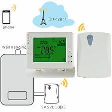 WIFI LCD Wireless Smart Programmable Thermostat For Heating System App Control