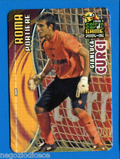 [GCG] CALCIO CARDS GAME 2005-06 - Figurina-Sticker n. 151 - CURCI - ROMA