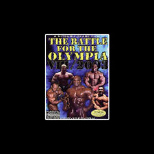 BATTLE FOR THE OLYMPIA 2003 DVD Bodybuilding Mr Olympia IFBB NPC Ronnie Coleman
