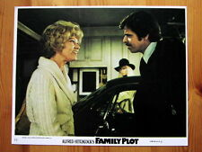 FAMILY PLOT Original Lobby Cards ALFRED HITCHCOCK WILLIAM DEVANE KAREN BLACK