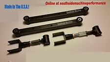 GM B Body 78-96 Rear Poly Double Adjustable Control Arm Kit Caprice Impala