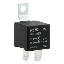 High quality  Car Auto Automotive DC 12V 12 Volt 40A AMP 4 Pin Relay