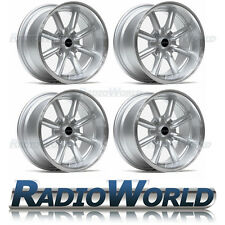 Ultralite TB Deep Dish Car Alloy Racing Wheels 15x8 ET0 4x100 Silver JDM Jap MX5