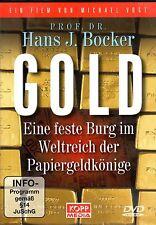 GOLD - Eine feste Burg im Weltreich der Papiergeldkönige - Hans J. Bocker DVD