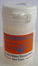 RailMatch 2407 - Matt Varnish - Accessory Range - Acrylic Paint - 18ml Pot