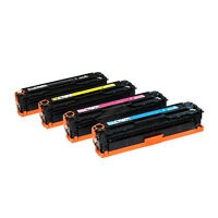 5 Toner For HP CP1210 CP1215 CP1215N CP1217 CP1510