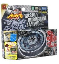 Twisted Tempo / Basalt Horogium Beyblade BB 104 w/ Launcher TAKARA TOMY REAL