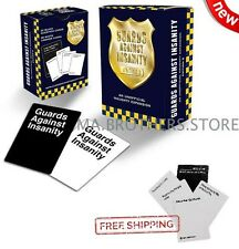 Cards Against Humanity Expansion Guards Against Insanity Party Game Edition 2