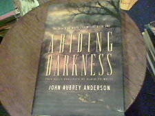 The Black or White Chronicles Book One A Biding Darkness by John Aubrey Anderson