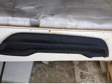 NEW GENUINE FORD FIESTA ZETEC S REAR BUMPER DIFFUSER 2012 ONWARD MK 7/8