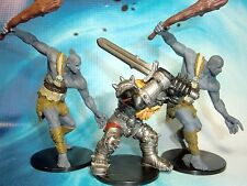 Dungeons & Dragons Miniatures Lot  Stone Giant Elder Fire Giant !!  s104
