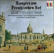 Concert at Prussian Court, New Music
