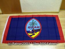 Fahnen Flagge Guam - 90 x 150 cm