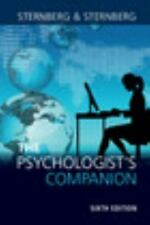 The Psychologist's Companion : A Guide to Professional Success for Students,...