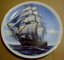 Hudson Middleton Collectors Plate TALL SHIP