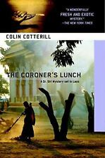 The Coroner's Lunch by Cotterill, Colin, Good Book