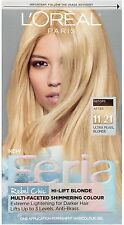 LOreal Paris Feria Hi-Lift Blonde Color, Ultra Pearl Blonde [11.21] 1 ea 4pk