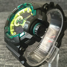 CASIO G SHOCK GA-400LY-1AER GREEN&BLACK XLARGE ANALOG&DIGITAL BRAND NEW
