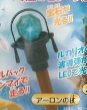 Yujin Tomy Pokemon AG Lucario and the Mystery of Mew Zukan Gem Scepter gashapon