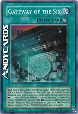 INGLESE Gateway of the Six / Portale dei Sei ☻ Super Rara ☻ SOVR EN089 ☻ YUGIOH
