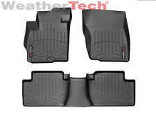 WeatherTech Floor Mats FloorLiner for Mitsubishi Outlander - 2007-2017 - Black