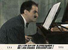 LOUIS DE FUNES AH ! LES BELLES BACCHANTES  1954 VINTAGE PHOTO ORIGINAL #4