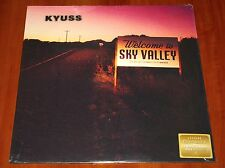 KYUSS WELCOME TO SKY VALLEY LP *RARE* HIGH QUALITY PRESS 180g VINYL LTD New