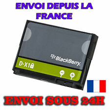 BATTERIE ORIGINE ORIGINAL NEUVE DX1 D-X1 BLACKBERRY 9630 Storm