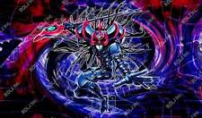 DARK MAGICIAN OF CHAOS 1 YUGIOH PLAYMATS CUSTOM PLAYMAT MAT