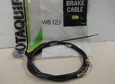 FORD TRANSIT MK2 1976-86 COMPLETE REAR  HAND BRAKE CABLE